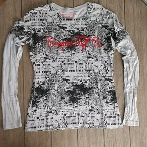 Cowgirl Tuff western long sleeve